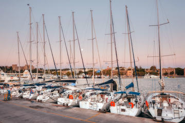 Mandraki Harbour, Rhodes