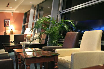 Cancun Airport VIP Lounge