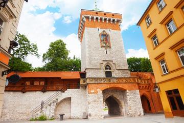 St Florian's Gate (Brama Florianska)