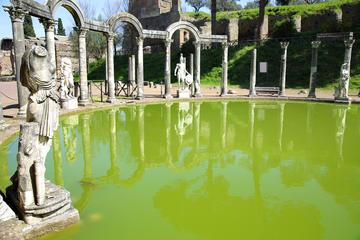 Tivoli (Hadrian's Villa and Villa d'Este)