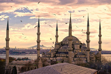 Blue Mosque (Sultan Ahmet Camii)