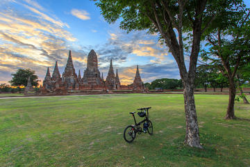 Exploring Ayutthaya By Bike