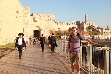 Jaffa Gate (Bab al-Khalil), Israel