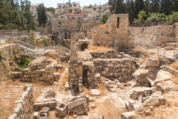 Pools of Bethesda, Israel