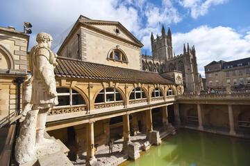 Roman Baths, Southwest England
