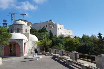 Monastery of Profitis Ilias, Santorini