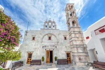 Panagia Tourliani Monastery, Mykonos