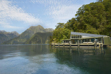 Milford Sound Discovery Centre and Underwater Observatory