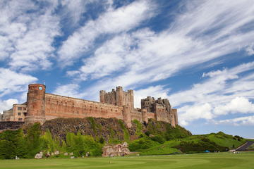 Bamburgh Castle, Northeast England