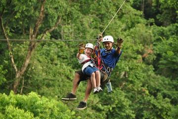 Ecoadventure Theme Parks in Costa Rica