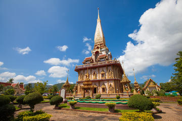 Wat Chalong, Southern Thailand