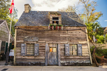 Oldest Wooden School House