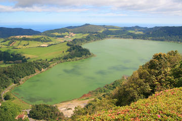 Furnas Lake (Lagoa das Furnas)