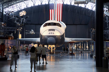 Steven F Udvar-Hazy Center