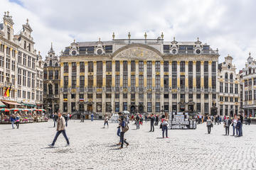 Grand Market Place (Grote Markt van Antwerpen)