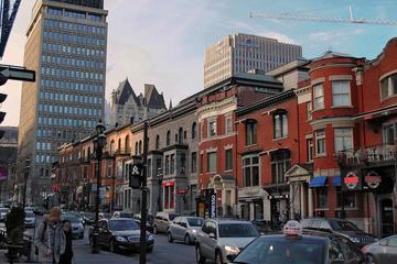 Crescent Street (Rue Crescent), Montreal