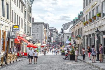St Paul Street (Rue St-Paul)