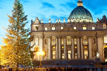 Christmas and New Year's Eve in Rome