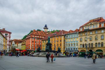 Graz Main Square (Hauptplatz), Graz Tours, Travel & Activities