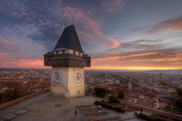 Graz Clock Tower (Uhrturm)