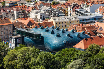 Graz Art Museum (Kunsthaus Graz), Graz Tours, Travel & Activities
