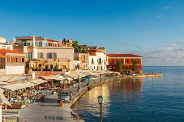 Old Venetian Harbor, Crete
