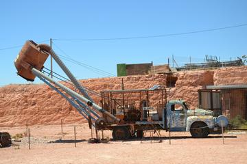Coober Pedy's Historic Old Timers Mine