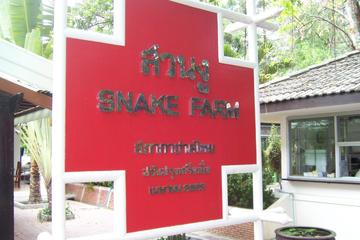 Snake Farm (Queen Saovabha Memorial Institute)