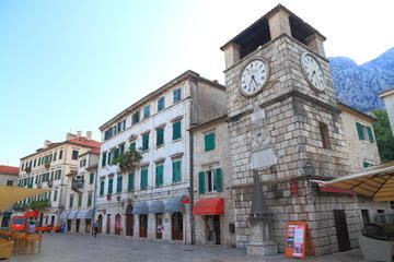 Kotor Clock Tower