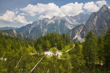 Vrsic Pass