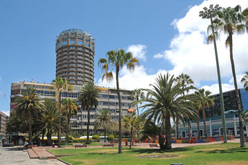 Santa Catalina Park (Parque de Santa Catalina), Canary Islands
