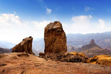 Roque Nublo, Canary Islands