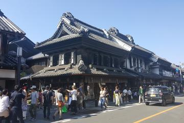Kawagoe Ichibangai Street