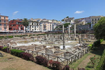 Macellum of Pozzuoli (Temple of Serapis)