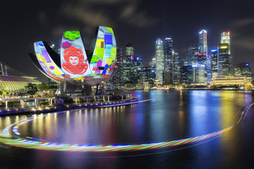 How to Experience iLight Marina Bay in Singapore