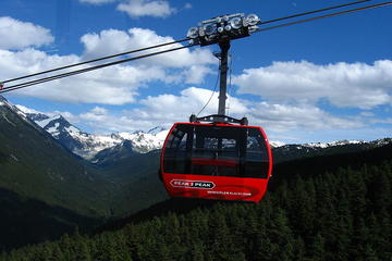 Peak 2 Peak Gondola, British Columbia