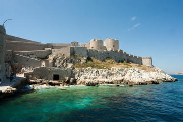 Chateau d'If, Marseille, France
