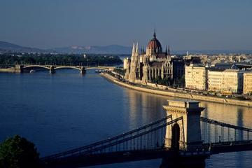Danube River at Budapest