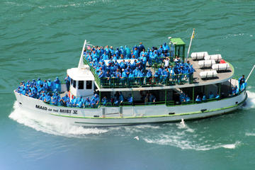 Barco de Vapor Maid of the Mist