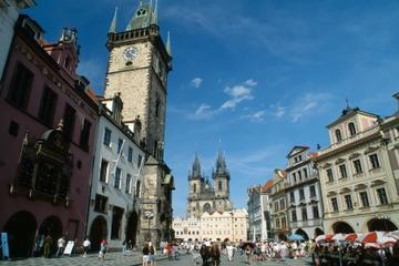 Praça da Cidade Antiga de Praga - Atrações de Praga