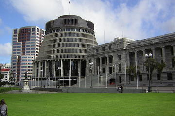 New Zealand's Parliament (Beehive)