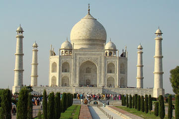 Agra & Taj Mahal Tours from New Delhi