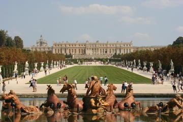 Versailles (Château de Versailles), Ile de France, France
