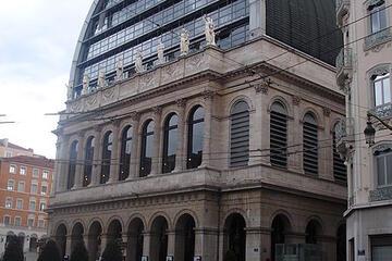 Opera de Lyon, Rhone-Alpes, France