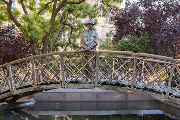 Imre Nagy Monument