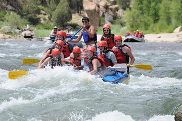 Rafting Tours in Colorado