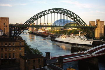 Newcastle, Northeast England