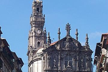 Torre & Igreja dos Clerigos, Porto, Portugal
