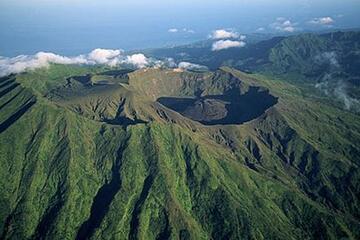 La Soufrière Volcano (La Grande Soufrière)