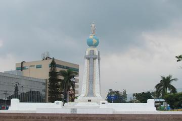 Monument to the Divine Savior of the World (Monumento al Divino Salvador del Mundo)